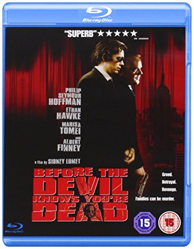 Before the Devil Kno [Blu-ray]