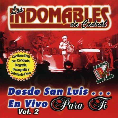 Vol. 2-Desde San Luis En Vivo