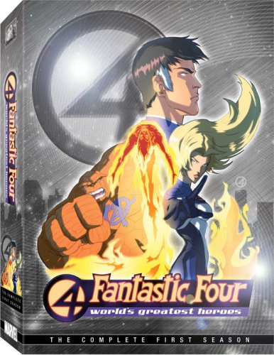 Fantastic Four - World's Greatest Heroes - The Complete First Season