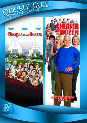 Cheaper By the Dozen (1950) / Cheaper By the Dozen (2004) (Double Take)