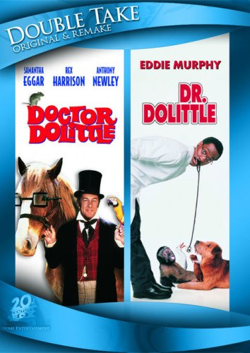 Doctor Dolittle (1967) / Dr. Dolittle (1998) (Double Take)