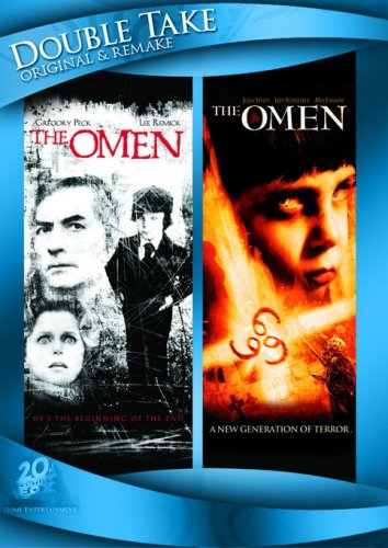 The Omen (1976) / The Omen (2006) (Double Take)