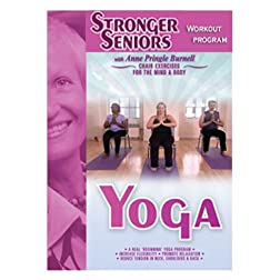 Stronger Seniors Yoga
