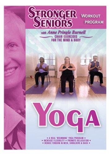 Stronger Seniors Yoga