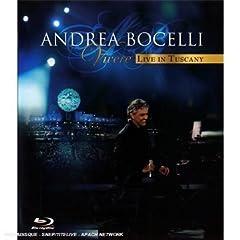 Andrea Bocelli - Vivere - Live In Tuscany [Blu-ray]
