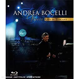 Andrea Bocelli - Vivere - Live In Tuscany [Blu-ray]