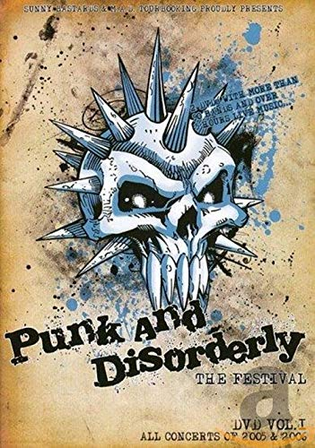 Punk & Disorderly 1