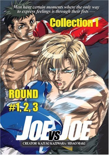 Joe vs. Joe: Collection 1 - The First Three Rounds