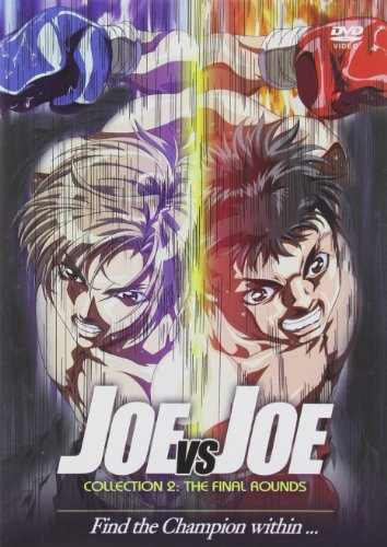 Joe vs. Joe: Collection 2 - The Final Rounds