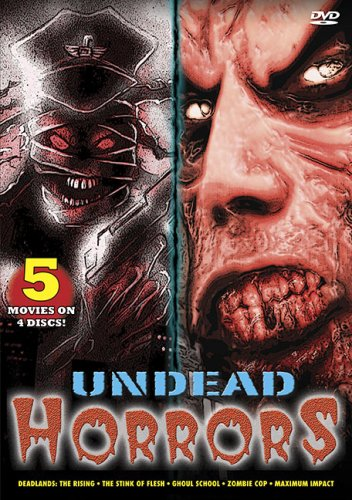 Undead Horrors (5-Pack)