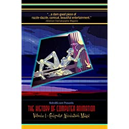 History of Computer Animation Volume 1