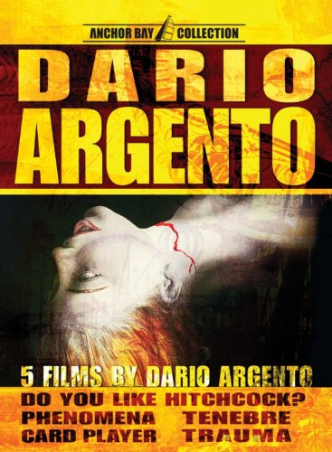 Dario Argento Box Set