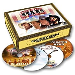 Country Stars Film Collection (4pc)
