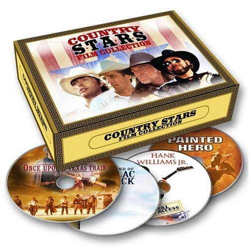 Country Stars Film Collection Collectable Box