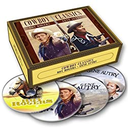 Cowboy Classics Collectable Box