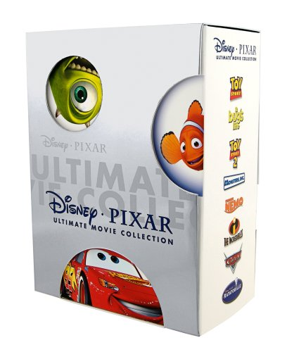 Disney / Pixar Ultimate 8-Movie Collection