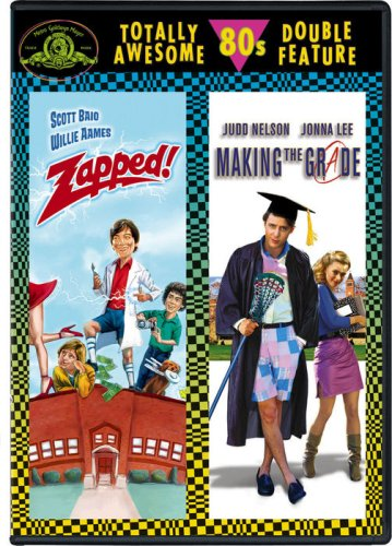 Zapped! (1982) / Making the Grade (1984) (Totally Awesome 80s Double Feature)