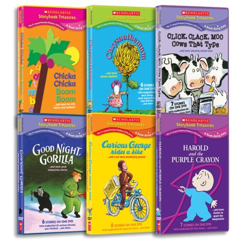Scholastic Storybook Treasures Bundle 2008 (Amazon.com Exclusive)