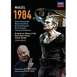 Maazel: 1984 - Royal Opera House
