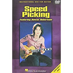 Speed Picking Featuring Rowan Robertson