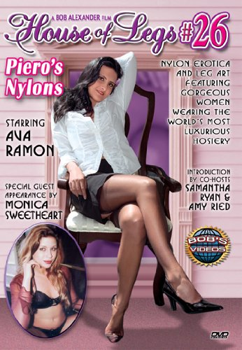 House of Legs #26 Piero's Nylons