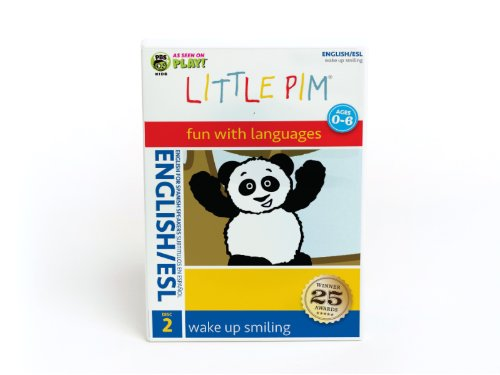 Little Pim: Wake Up Smiling (English/ESL)