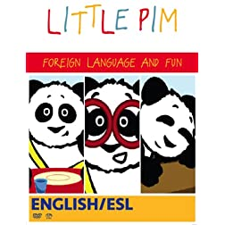 Little Pim: 3-Disc Gift Set (English/ESL)