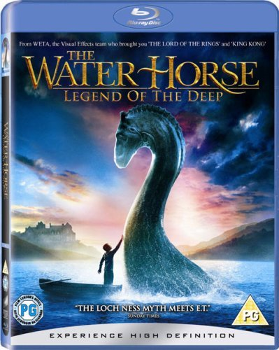 Water Horse Legend of the Deep [Blu-ray]