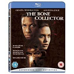 Bone Collector (1999) [Blu-ray]