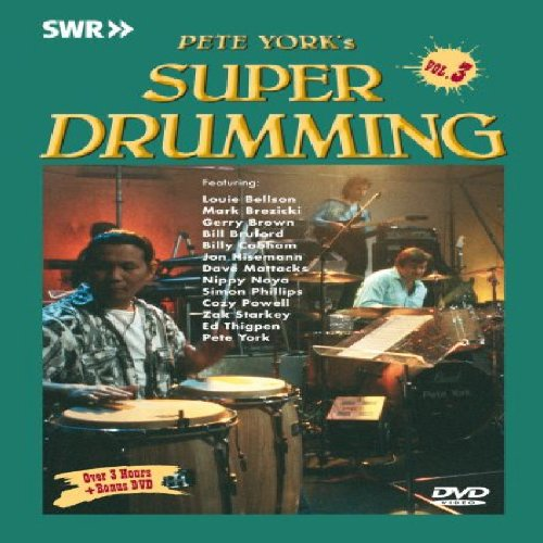 Pete York: Super Drumming, Vol. 3