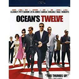 Ocean's Twelve [Blu-ray]