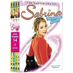 Sabrina the Teenage Witch: Four Season Pack