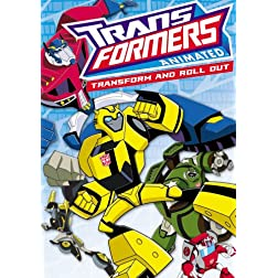 Transformers Animated: Transform and Roll Out