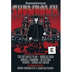 Boomtown Showdown DVD