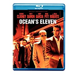 Ocean's Eleven [Blu-ray]