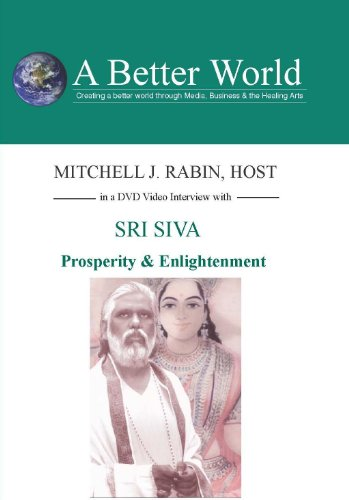 Prosperity & Enlightenment with Sir Siva