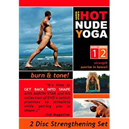 Aaron Star's Hot Nude Yoga - Burn & Tone