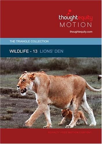 Wildlife 13 - Lions' Den
