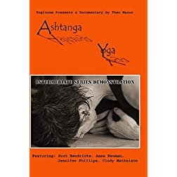 Ashtanga Yoga: Intermediate Series Demonstration