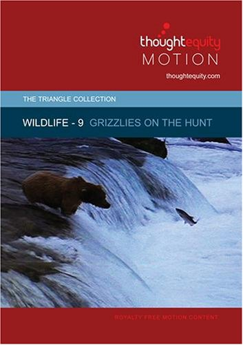 Wildlife 9 - Grizzlies on the Hunt