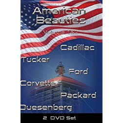 American Beauties Vol 1&2 - 2 Disk DVD set