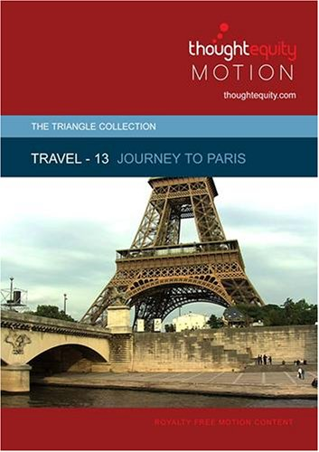 Travel 13 - Journey to Paris