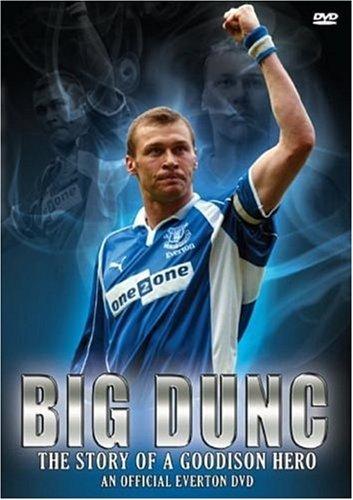 Everton Fc Duncan Ferguson