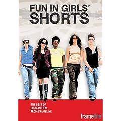 Fun in Girls Shorts