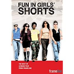 Fun in Girls Shorts
