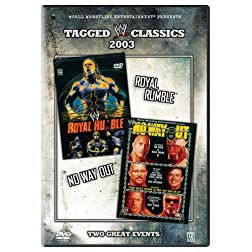 WWE: Tagged Classics 2003 - Royal Rumble/No Way Out