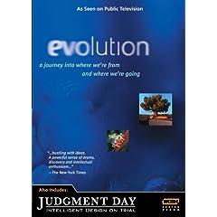 Evolution: Evolution and Judgment Day - Intelligent Design on Trial