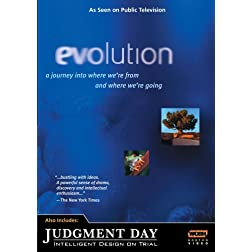 Evolution: Evolution and Judgment Day - Intelligent Design on Trial