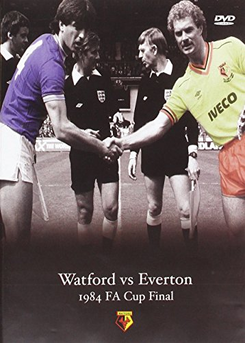 Everton V Watford 1984 Fa Cup Final
