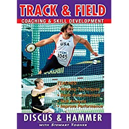 Track and Field: Discus and Hammer with Stewart Togher
